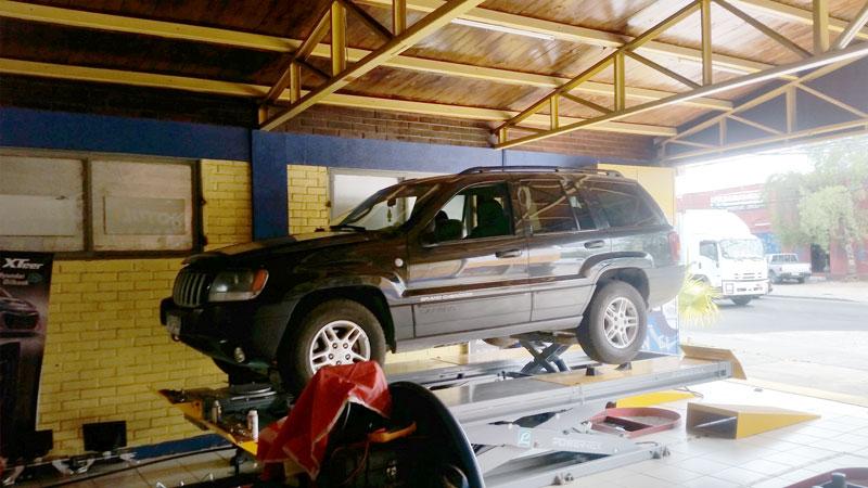 Venta, Alineación y Balanceo Neumáticos