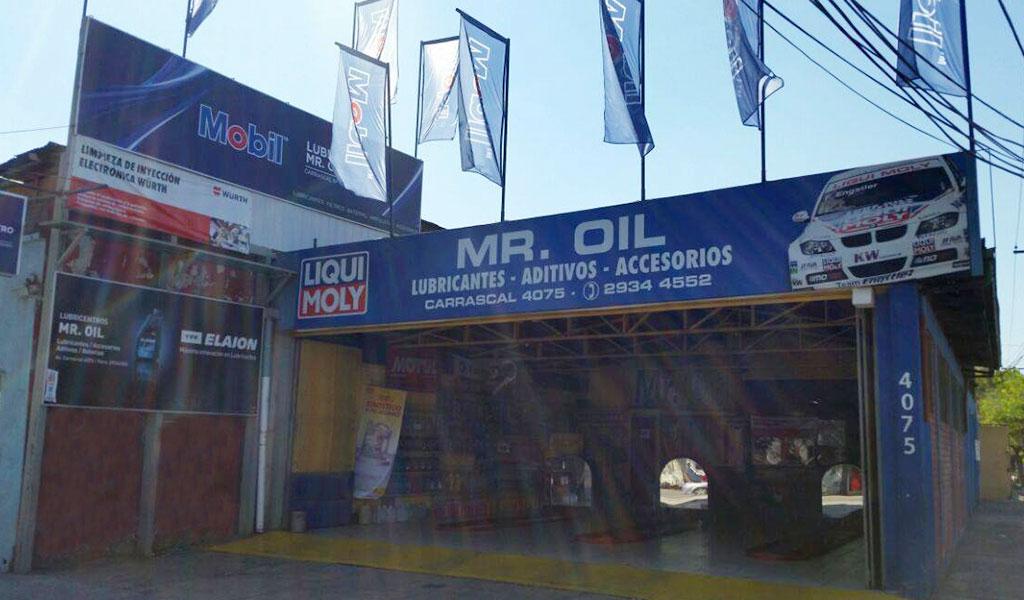 Lubricentro Mr. Oil